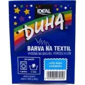 Dúha Farba na textil číslo 31 svetlo modrá 15 g