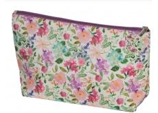 Albi Original Kozmetická taška veľká Hortenzie 33 cm × 19 cm × 9 cm