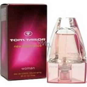 Tom Tailor New Experience Woman toaletní voda 20 ml