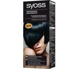 Syoss Professional barva na vlasy 1 - 4 modročerný