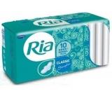Ria Classic Singles Normal Plus hygienické vložky s křidélky 10 kusů