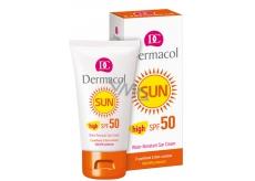 Dermacol Sun Water Resistant Cream SPF50 vodeodolný ochranný krém na opaľovanie 50 ml