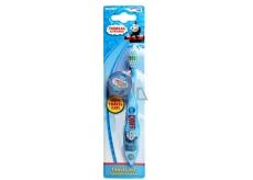 Thomas & Friends - Lokomotiva Tomáš 3D Soft zubní kartáček pro děti s krytkou