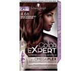 Schwarzkopf Color Expert barva na vlasy 4.68 Tmavě mahagonový