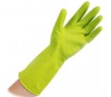 Vulkan Niké Soft & Sensitive úklidové gumové rukavice XL 1 pár
