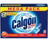 Calgon 2v1 Powerball Tabs změkčovač vody tablety proti vodnímu kameni 30 dávek 390 g