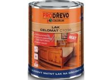 Colorlak Celomat C1038 nitrocelulózový matný lak na drevený nábytok 0,35 l