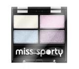 Miss Sporty Studio Colour Quattro oční stíny 415 Cool Unicorn 3,2 g