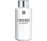 Givenchy L Interdit telové mlieko pre ženy 200 ml