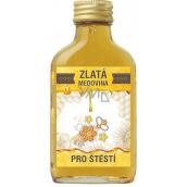 Bohemia Gifts Zlatá medovina 18% Pre šťastie 100 ml