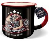 Nekupto HOBBY hrnček Vášnivý motorkár