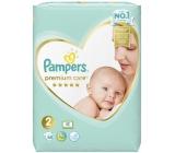 PAMPERS Prem.2 68ks 4-8kg 4874