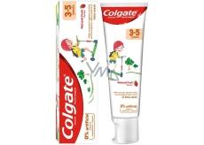 Colgate Kids Natural Fruit 3-5 rokov zubná pasta pre deti 50 ml