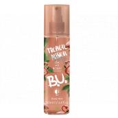 BU Tropical Passion Body Mist parfumovaný telový sprej pre ženy 200 ml