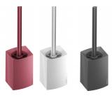 Spokar Home WC súprava priemer hlavy kefy je 75 mm, výška krytu 17 cm 1 kus