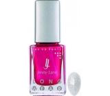 Jenny Lane Long Wear lak na nehty s dlouhotrvajícím efektem 173 S fluo efektem 14 ml
