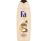 Fa Cream & Oil Kakaové maslo a kokosový olej sprchový gél 250 ml