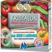 Agro Kristalon Zdravé paradajka a paprika 0,5 kg na 400 l zálievky