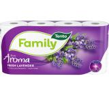 Tento Family Fresh Lavender parfumovaný 2 vrstvový 150 útržkov 8 kusov