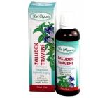 Dr. Popov Žalúdok & trávenie originálne bylinné kvapky 50 ml