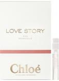 DÁREK Chloé Love Story Eau Sensuelle parfémovaná voda pro ženy 1,2 ml s rozprašovačem, Vialka