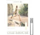 Lacoste pour Femme Legere toaletná voda 1,5 ml, vialky