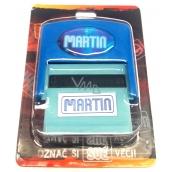 Albi Razítko se jménem Martin 6,5 cm × 5,3 cm × 2,5 cm