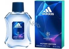 Adidas UEFA Champions League Victory Edition voda po holení pre mužov 100 ml