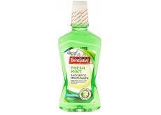 Dentiplus ústní voda 500ml Fresh mint bez alkoholu 0041