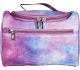 Albi Original Cestovné kozmetický kufrík Vesmír 24 cm x 16 cm x 13 cm
