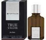 Tom Tailor True Values for Him toaletná voda 50 ml
