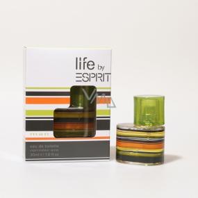 Esprit Life by toaletná voda pre mužov 30 ml