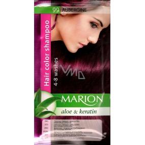 Marion Tónovacie šampón 99 Baklažán 40 ml