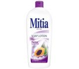 Mitia Papaya in Palm Milk krémové tekuté mydlo náhradná náplň 1 l