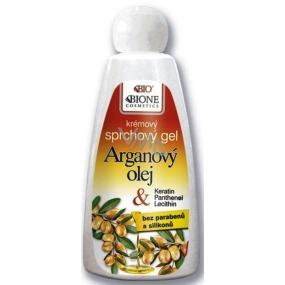 Bion Cosmetics Arganový olej krémový sprchový gél 260 ml