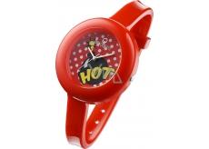 Ops! Objects POP Watches hodinky OPSPW-270 červená