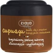 Ziaja Cupuacu kryštalický cukrový peeling 200 ml