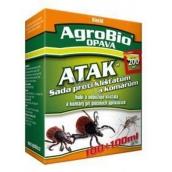 AgroBio Atak Sada proti kliešťom a komárom 100 + 100 ml