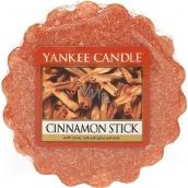 Yankee Candle Cinnamon Stick - Skořicová tyčinka vonný vosk do aromalampy 22 g