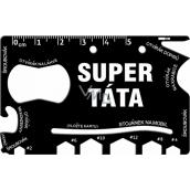 Albi Multináradie do peňaženky Super táta 8,5 cm x 5,3 cm x 0,2 cm