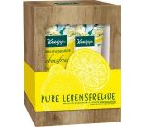 Kneipp Pure Lebensfreude sprchový gel 200 ml + tělové mléko 200 ml, kosmetická sada