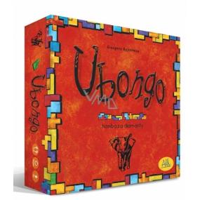 Albi Ubongo spoločenská hra pre 2 - 4 hráčov, odporúčaný vek od 8 rokov