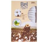 Bel Nature Bio bavlna vatové tyčinky 200 kusov