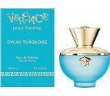 Versace Dylan Turquoise toaletná voda pre ženy 100 ml
