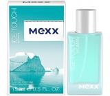 Mexx Ice Touch Woman toaletní voda 15 ml