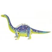 Puzzle drevené dinosaury 5 Brontosaurus 20 x 15 cm