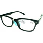 Berkeley Čtecí dioptrické brýle +2,0 černé 1 kus MC2079