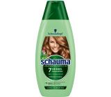 Schauma 7 Bylín šampón pre normálne až mastné vlasy 400 ml