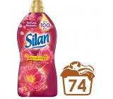 Silan Aromatherapy Nectar Inspirations Rose oil & Peony aviváž 74 dávek 1850 ml
