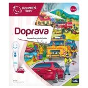 Albi Kúzelné čítanie interaktívne hovoriace kniha Doprava